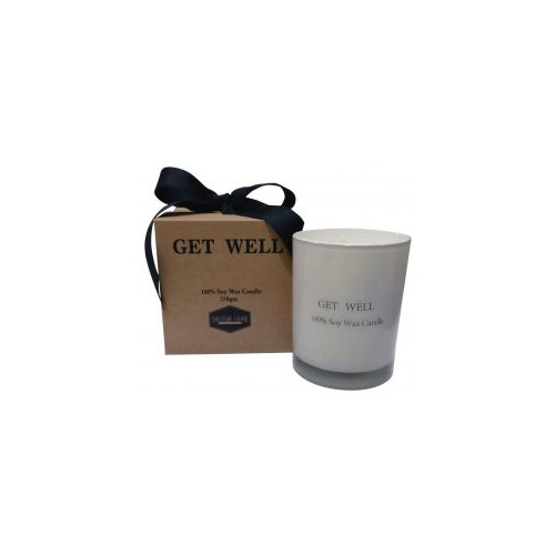 Get Well Candle
